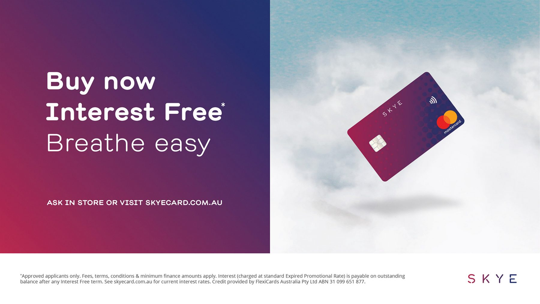 0ed6cc64682 Start living the lifestyle now! You can enjoy your new spa or swim spa  sooner by financing with SKYE. Buy now Interest Free* WHY SKYE?